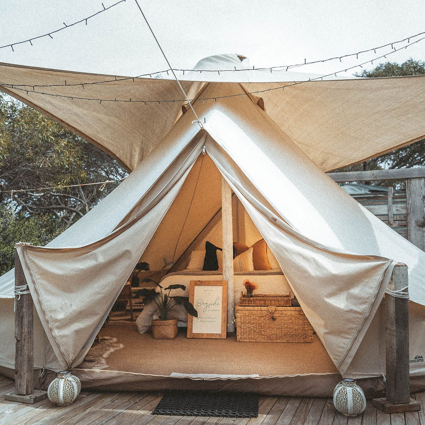 bayside-glamping-tent-outside